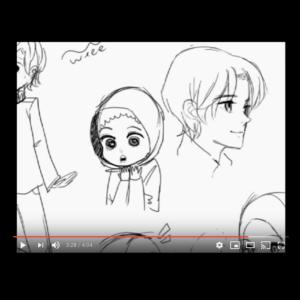 doodling video thumbnail