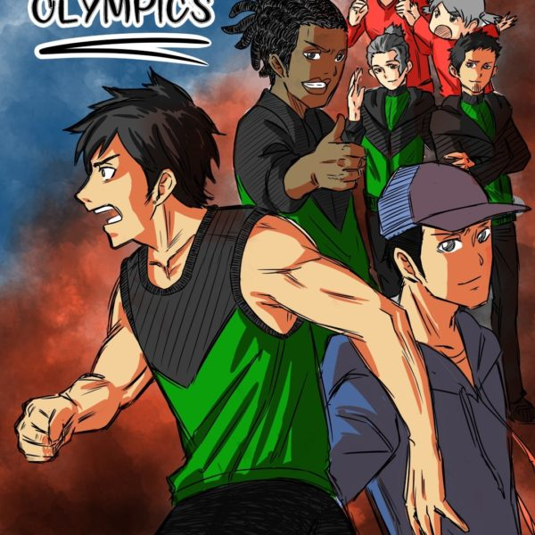 refugee olympics cover