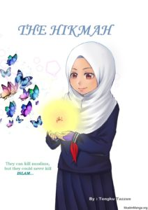 Manga Contest Winners of Friendship with Muslims 1