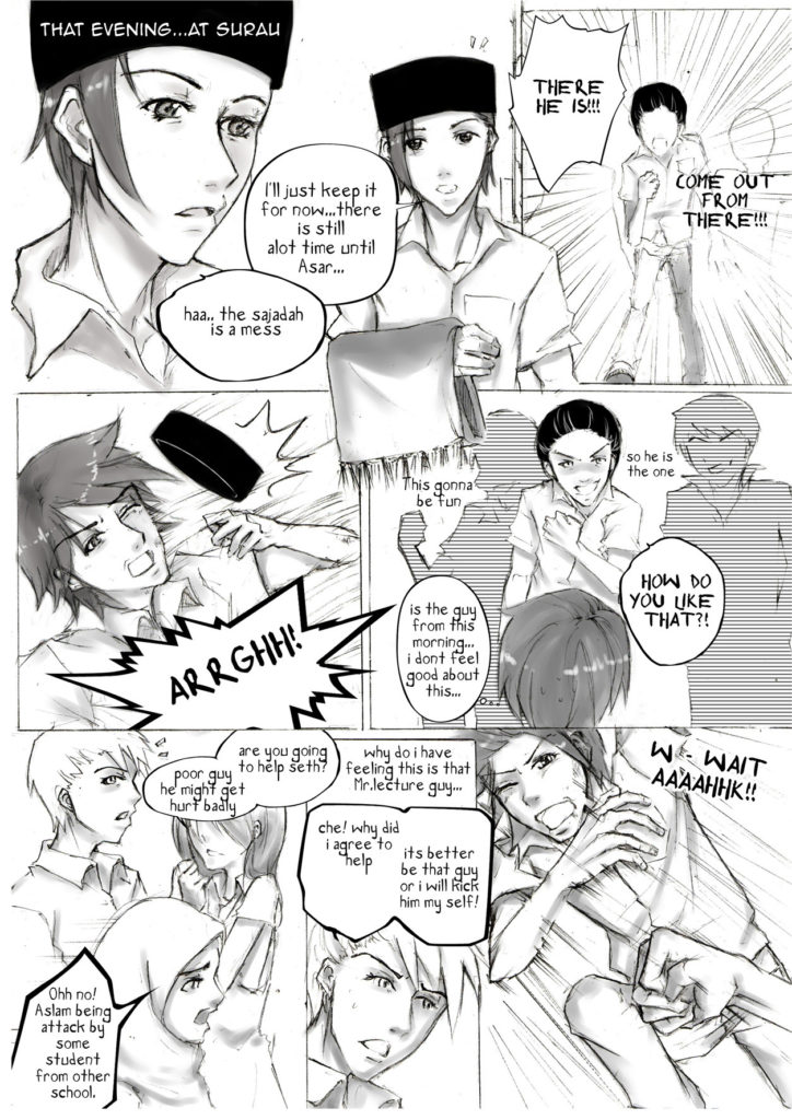 Fight for Truth Page 2