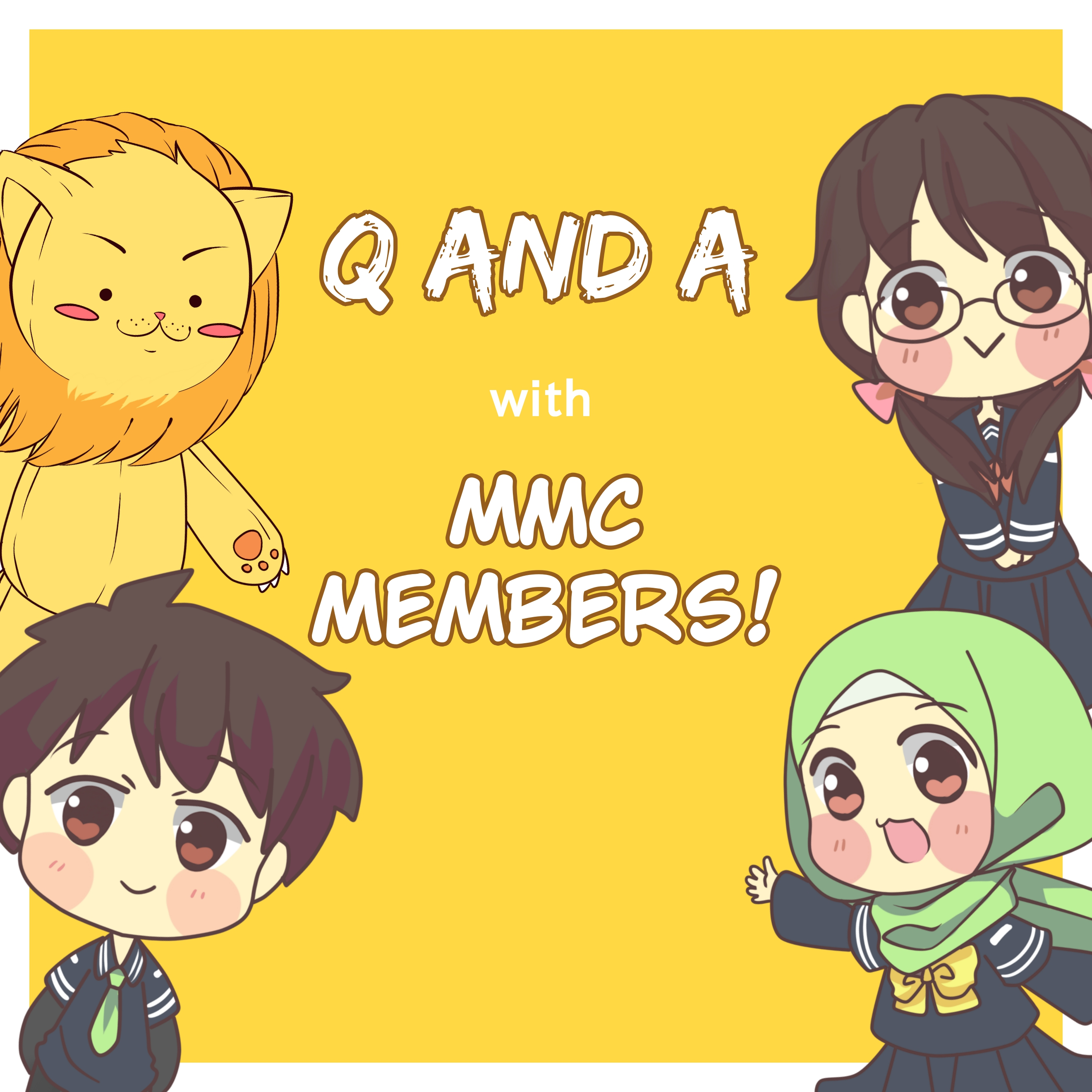 q and a with mmc members 1