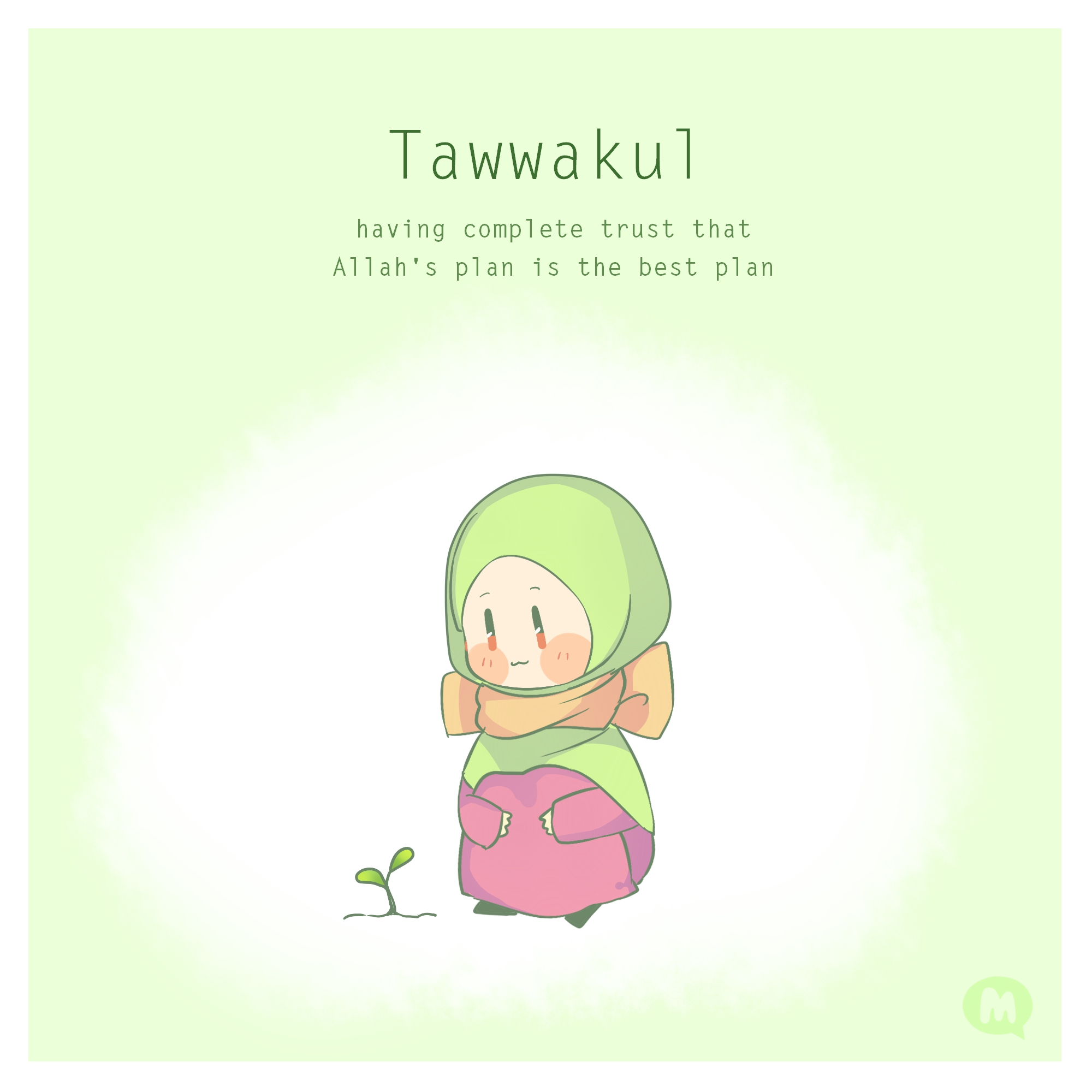 tawwakul