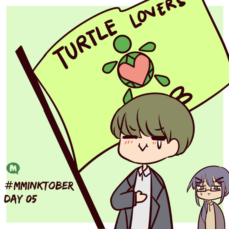 Day 05: Turtle Lovers Club