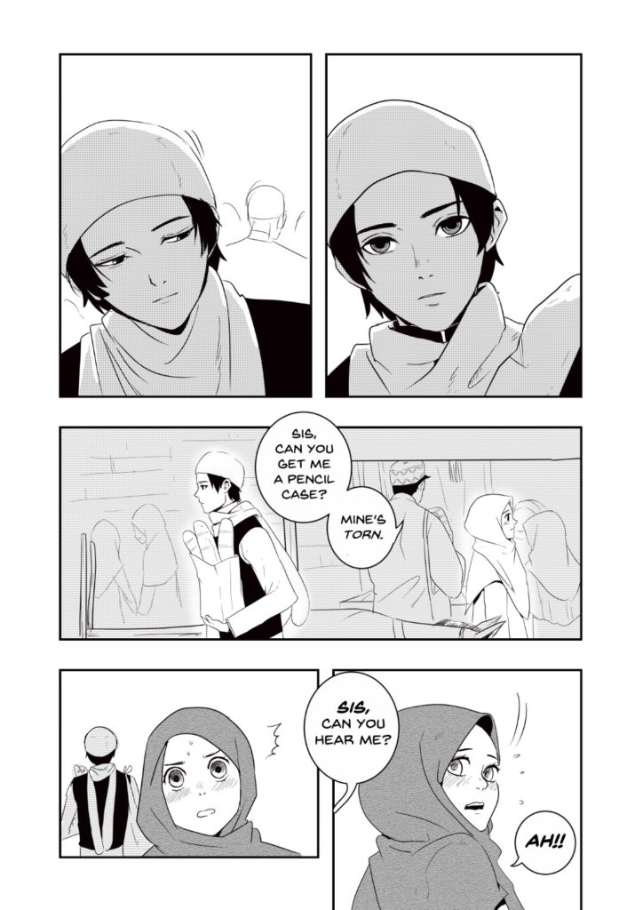 The Pious Student Page 11
