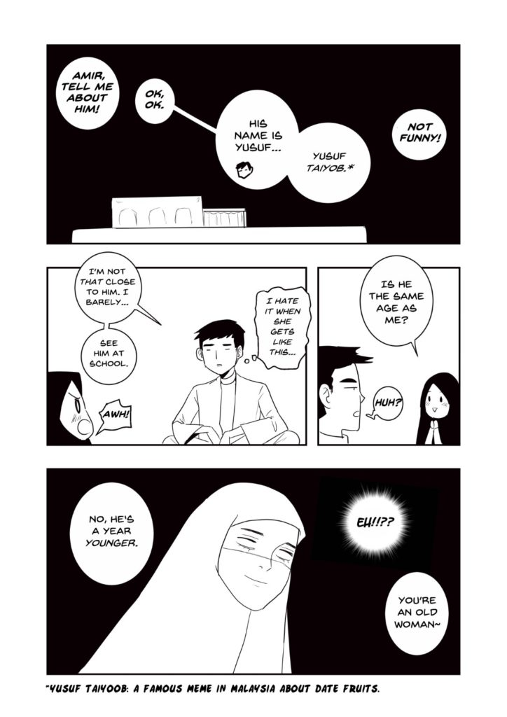 The Pious Student Page 13