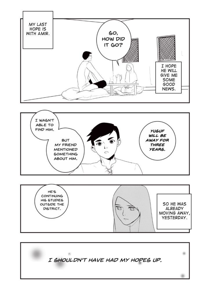 The Pious Student Page 15