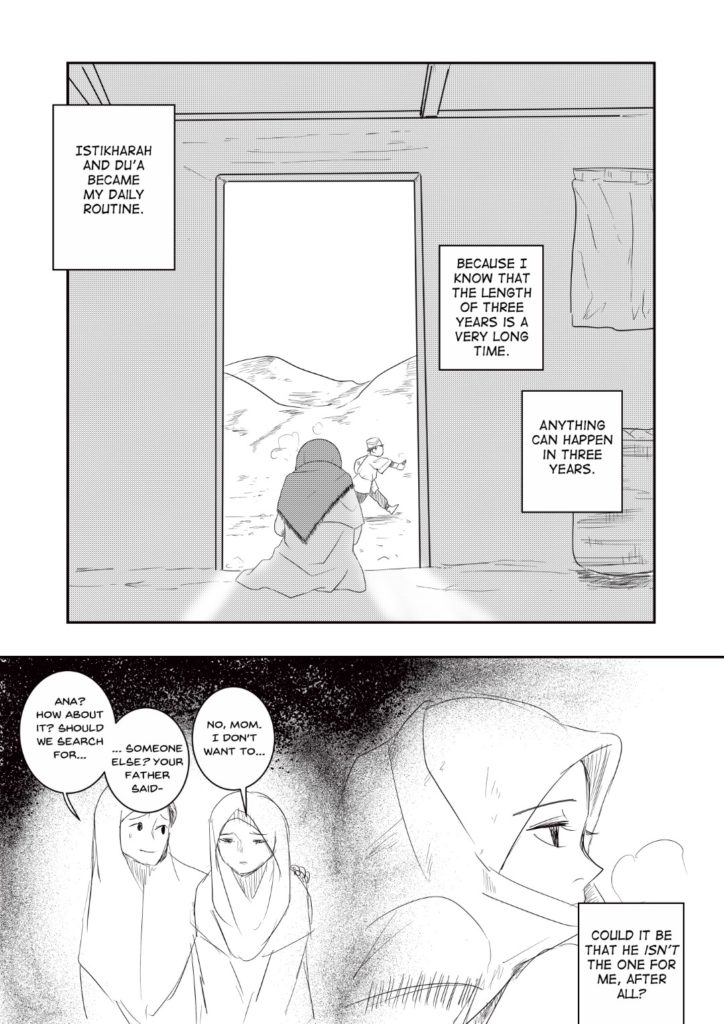 The Pious Student Page 16