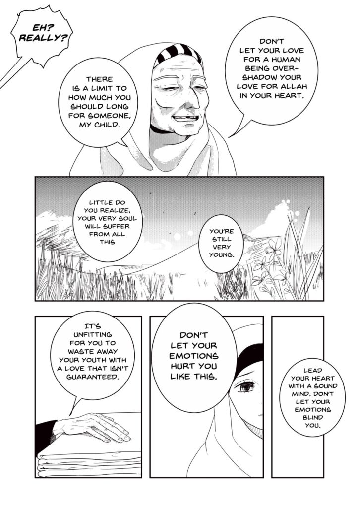 The Pious Student Page 18