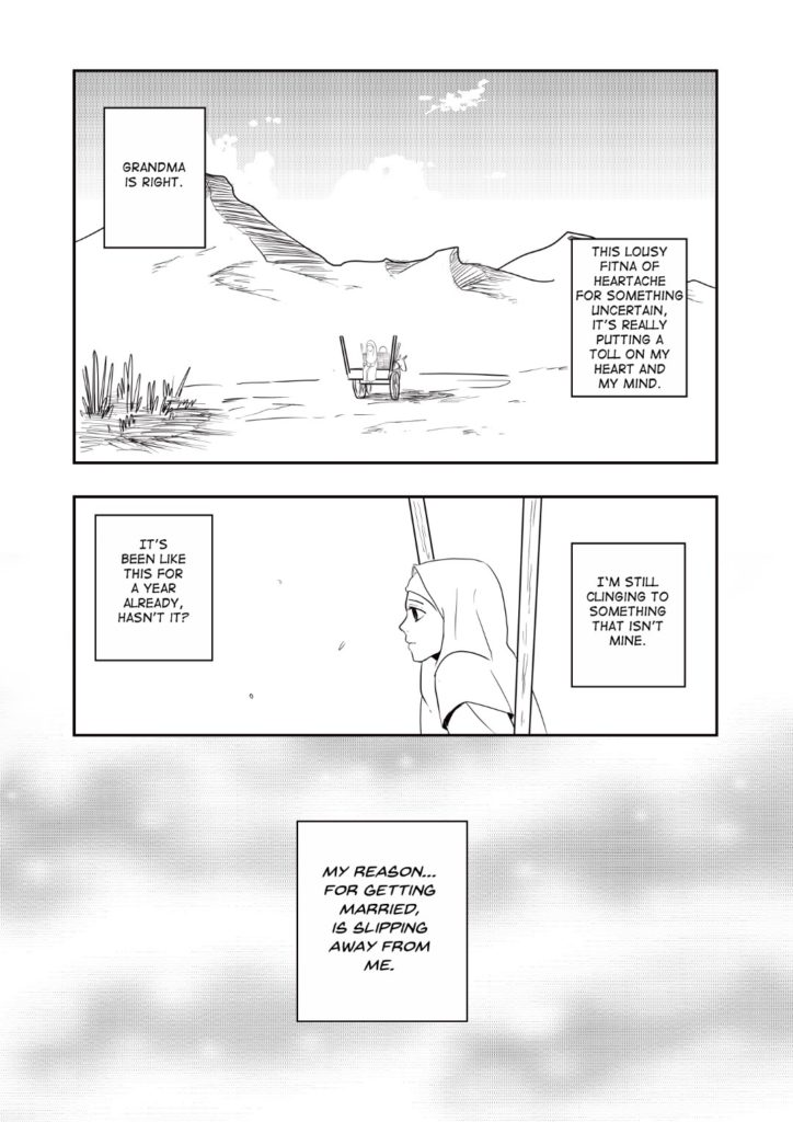 The Pious Student Page 19