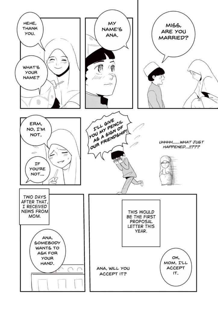 The Pious Student Page 23