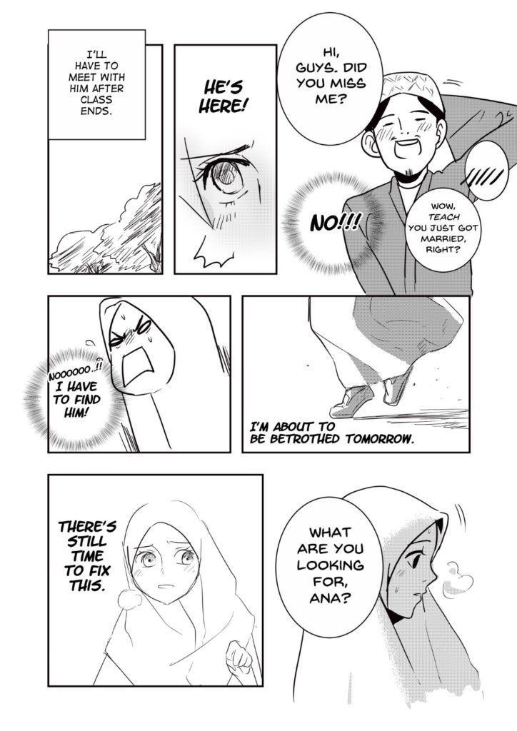 The Pious Student Page 27