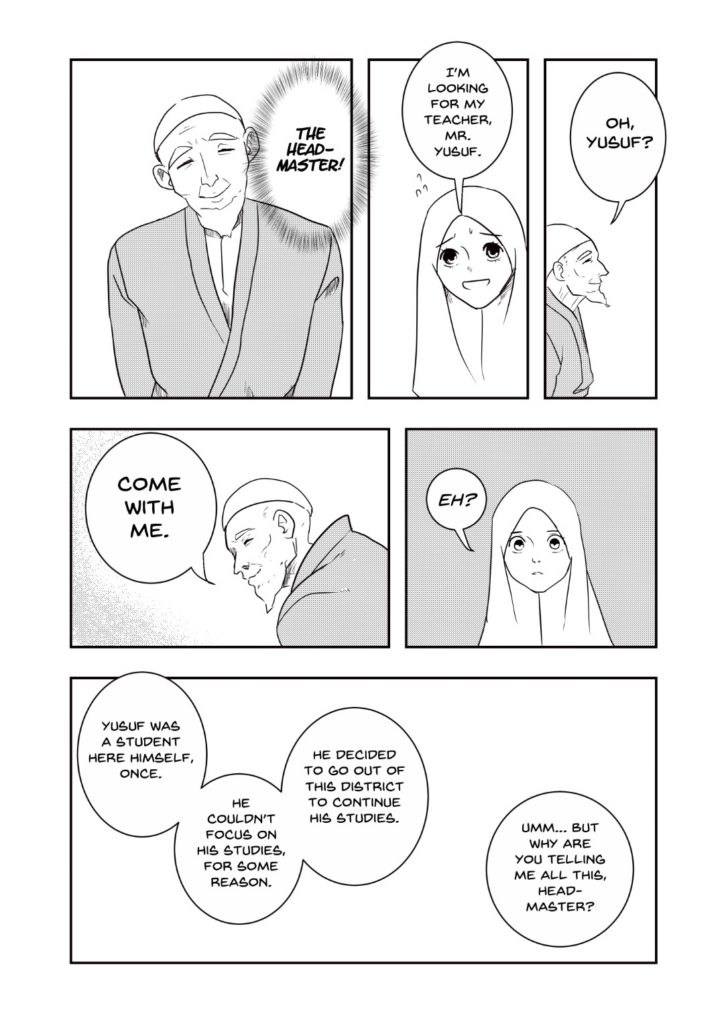 The Pious Student Page 28