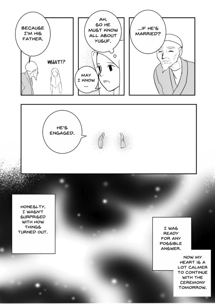 The Pious Student Page 29