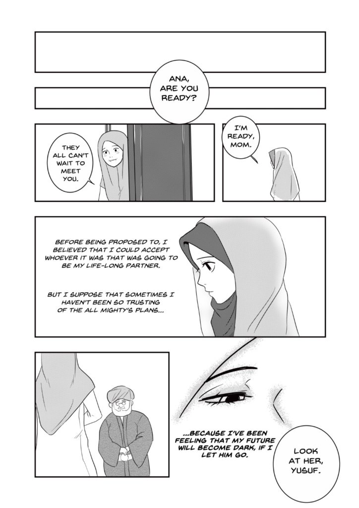 The Pious Student Page 30