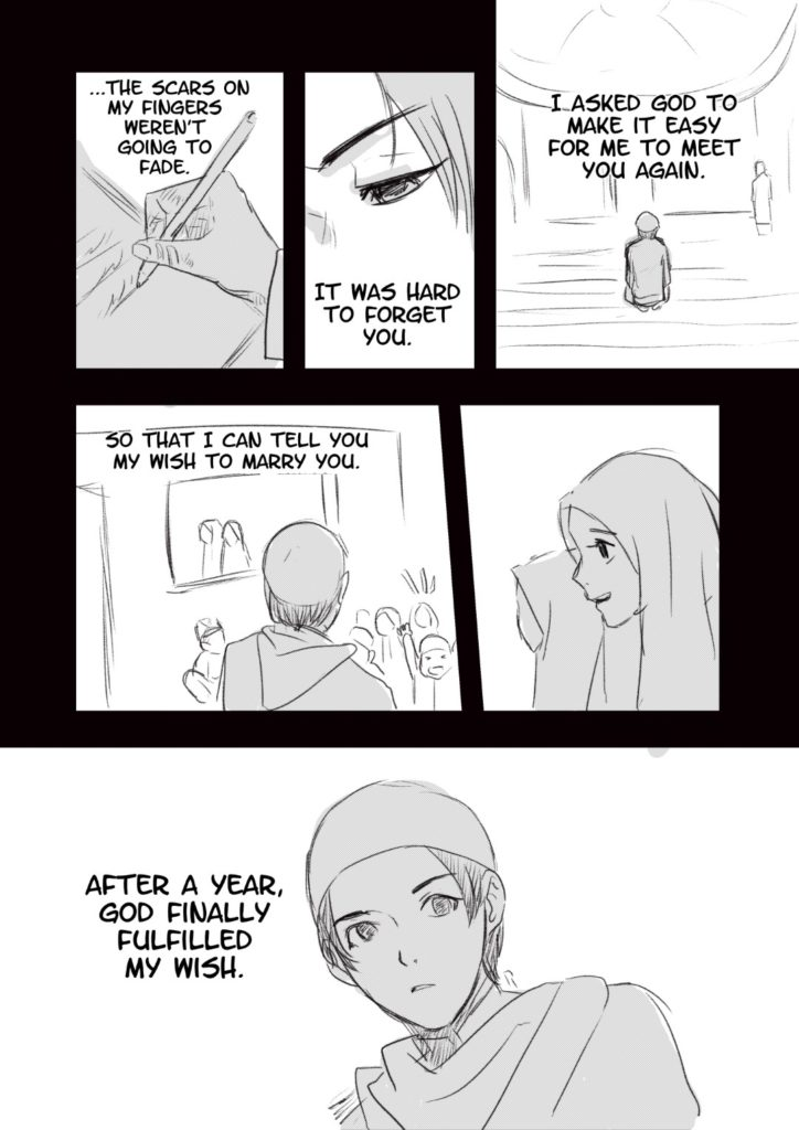 The Pious Student Page 24