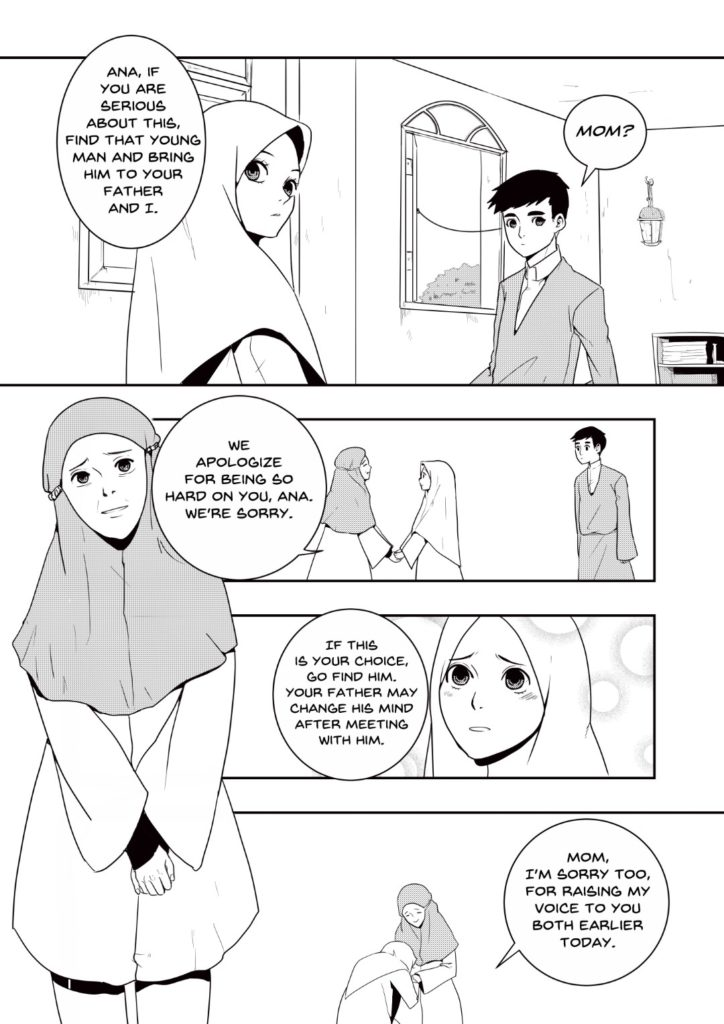 The Pious Student Page 5