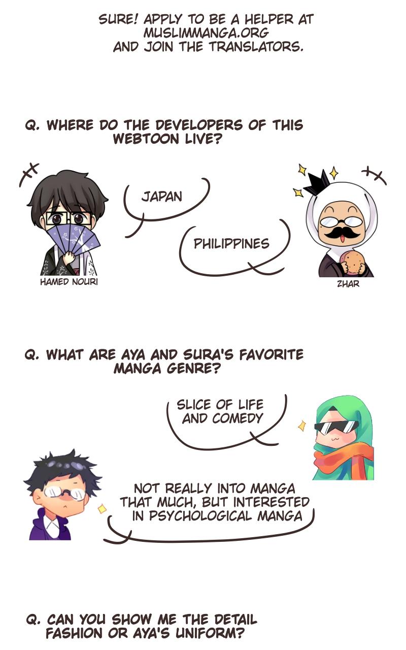 Muslim Manga Club Q & A - 5