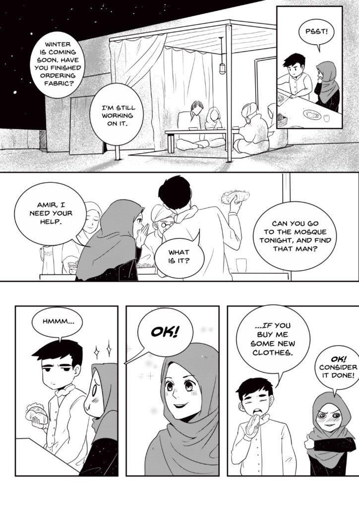 The Pious Student Page 6