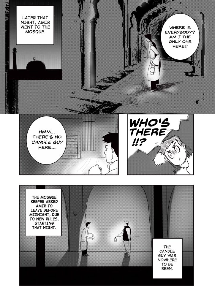 The Pious Student Page 7