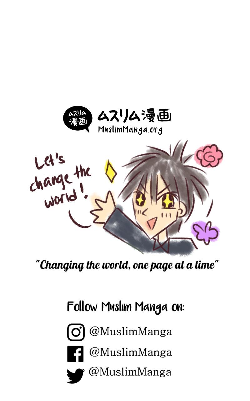 Muslim Manga Club Q & A - 7