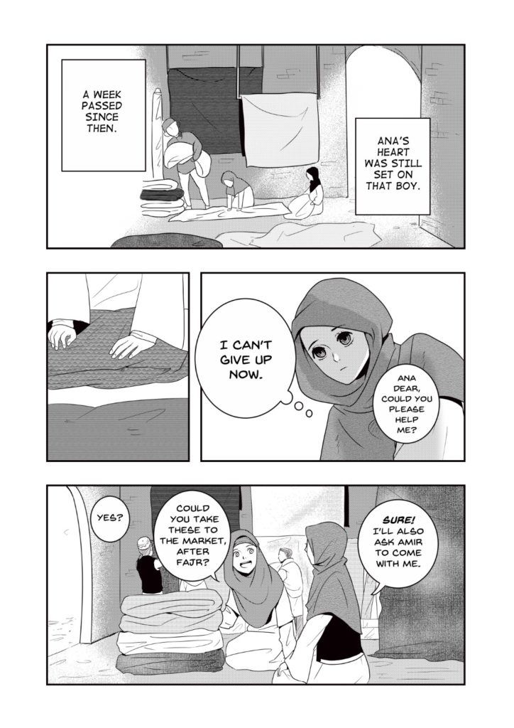 The Pious Student Page 8