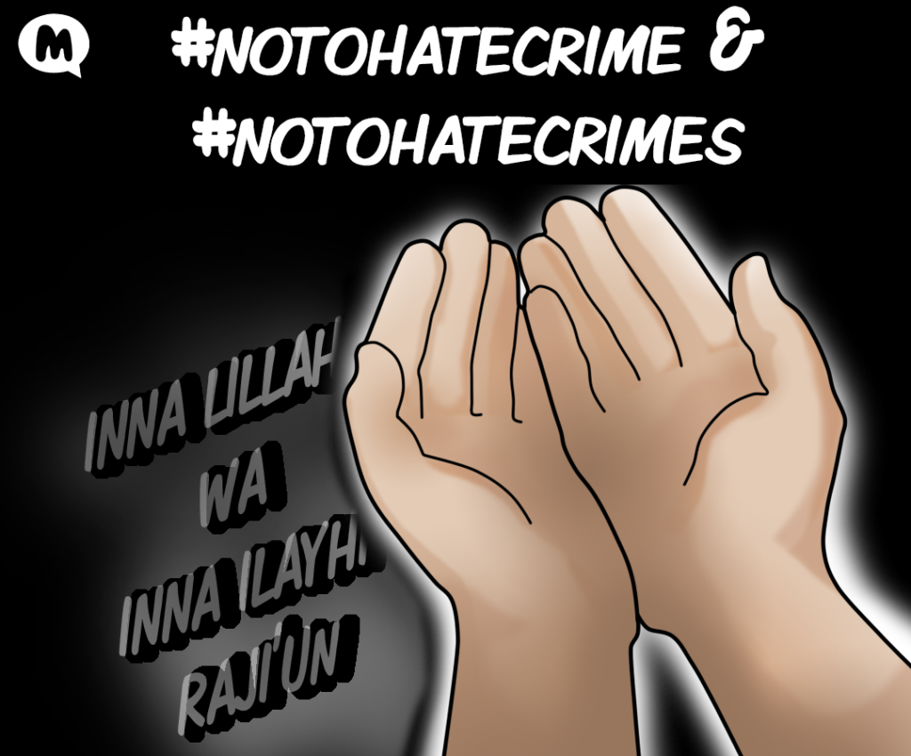 #NoToHateCrimes