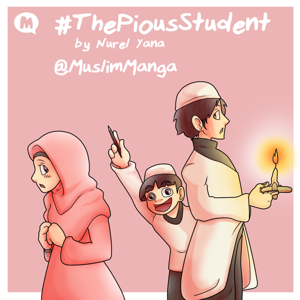 #ThePiousStudent