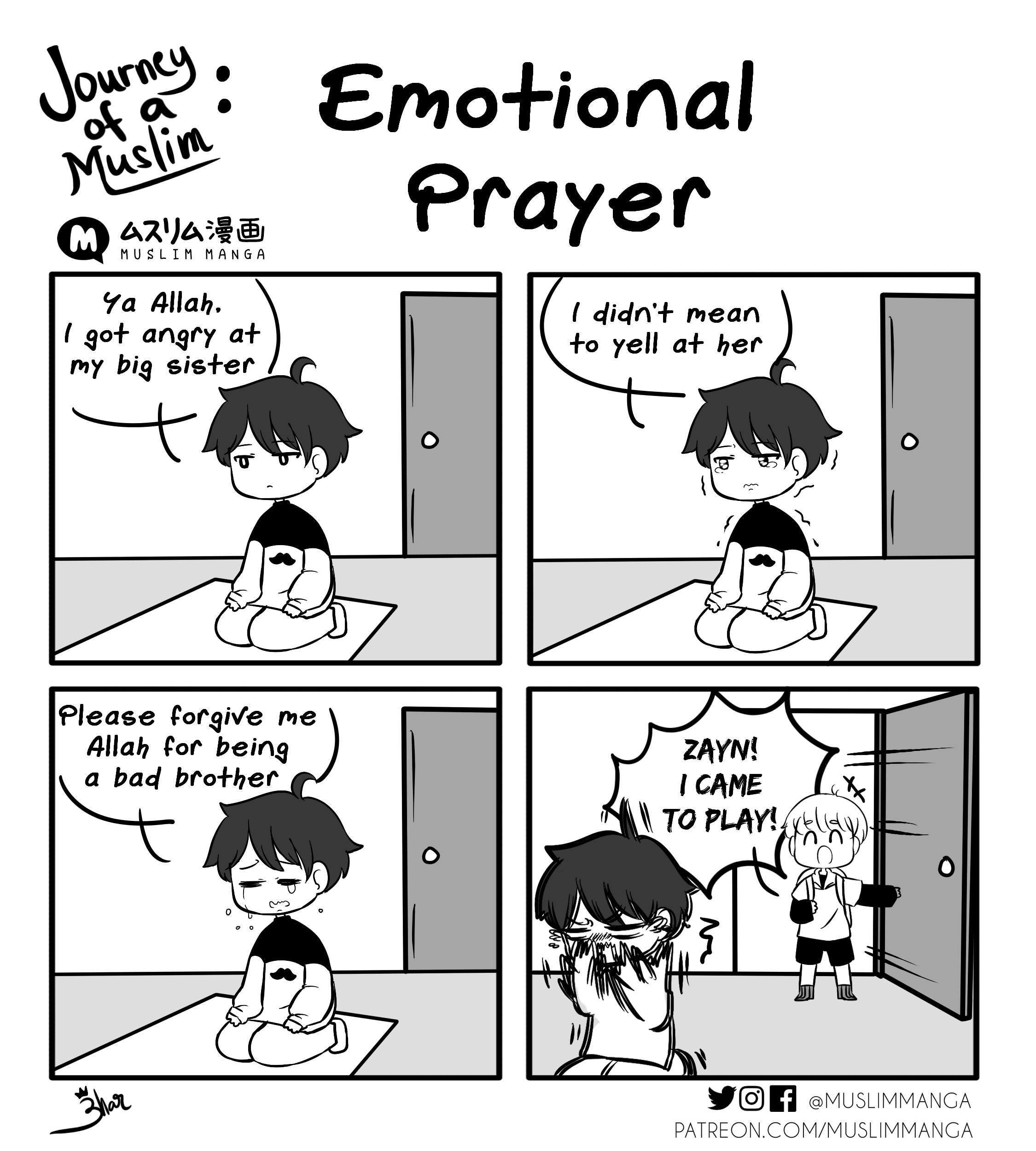 Emotional Prayer