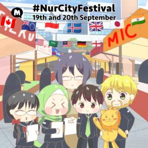 #NurCityFestival - thumb