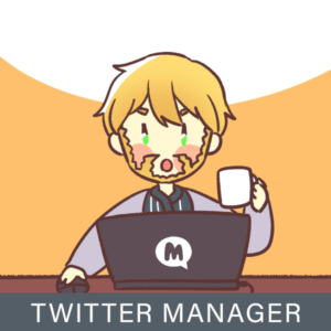 twitter manager for muslim manga and comics beard